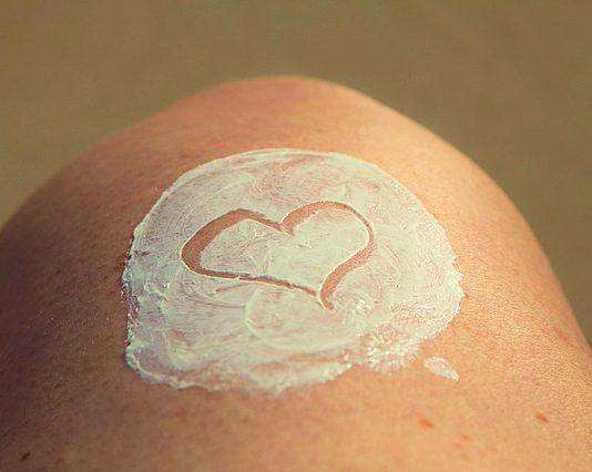 Come cura per la pelle