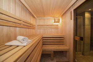 Che cos'è la sauna