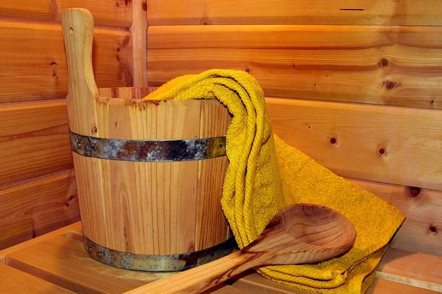 Come si fa la sauna