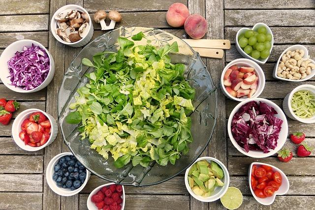 Dieta vegetariana – Un modo per vivere una vita lunga e sana