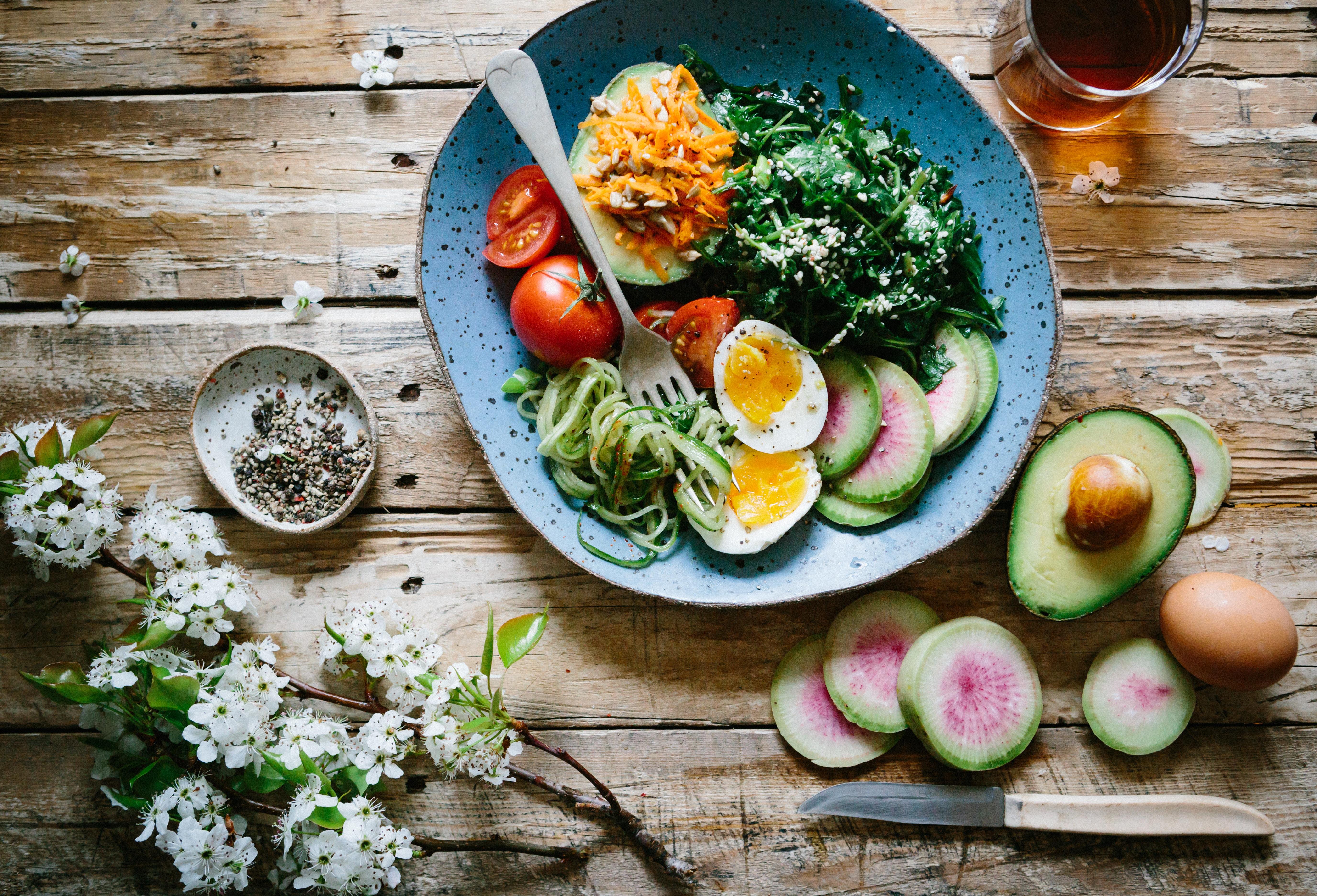 Metodo a blocco della dieta a zona