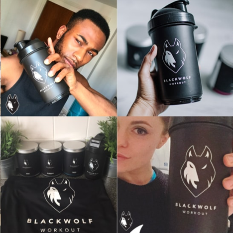 BlackWolf in farmacia - originale - Italia