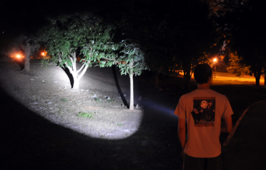 Lumifty Flashlight, come si usa