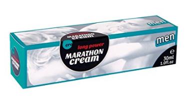 Marathon Cream - controindicazioni - effetti collaterali