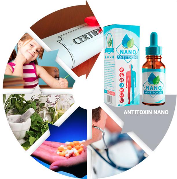 AntiToxin Nano, effetti collaterali, controindicazioni
