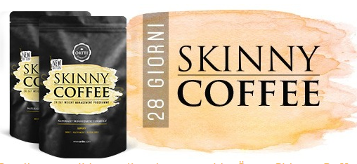 Skinny Coffee, Italia, originale, in farmacia