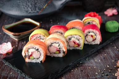 Sushi Bazooka, come si usa, ingredienti, composizione, funziona