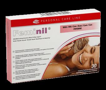 Feminil Pills, prezzo, funziona, recensioni, opinioni, forum, Italia