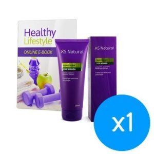 XS Natural crema lipo-riduttrice donna, prezzo, funziona, recensioni, opinioni, forum, Italia