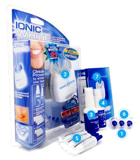 Ionic White, prezzo, funziona, recensioni, opinioni, forum, Italia