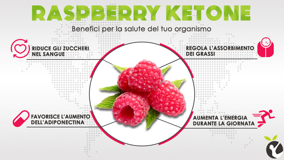 Raspberry Ketone Plus, Italia, originale, in farmacia