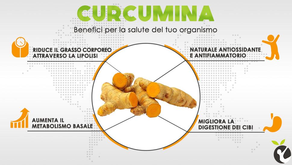 Turmeric Curcumin, Italia, originale, in farmacia