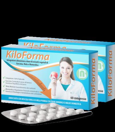 KiloForma, prezzo, funziona, recensioni, opinioni, forum, Italia