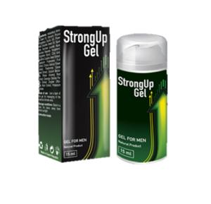 StrongUp Gel, opinioni, recensioni, forum, commenti