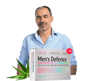 Men's Defence, effetti collaterali, controindicazioni