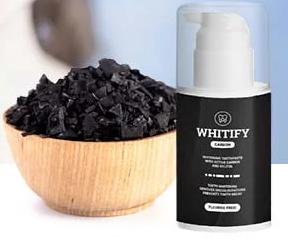 Whitify Carbon, composizione, ingredienti, funziona, come si usa