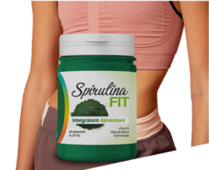 Spirulina Fit, Italia, in farmacia, originale