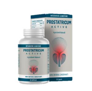 Prostatricum Active, commenti, recensioni, forum, opinioni