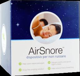 AirSnore, recensioni, opinioni, forum, Italia, prezzo, funziona