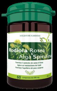 Rodiola&Spirulina, funziona, recensioni, prezzo, opinioni, forum, Italia