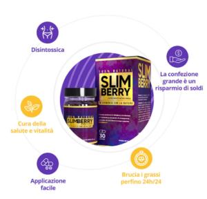 SlimBerry, originale, in farmacia, Italia