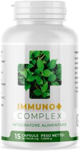 IMMUNO+ Complex, prezzo, funziona, recensioni, opinioni, forum, Italia