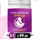 menoPause Energy, recensioni, opinioni, prezzo, forum, Italia, funziona