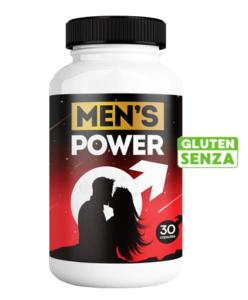 Men's Power, forum, prezzo, funziona, Italia, recensioni, opinioni