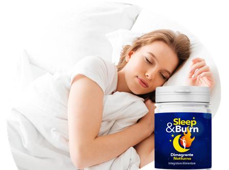 Sleep&Burn, effetti collaterali, controindicazioni