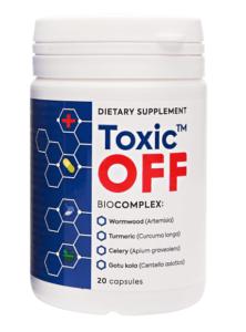 Toxic Off, recensioni, funziona, prezzo, opinioni, forum, Italia