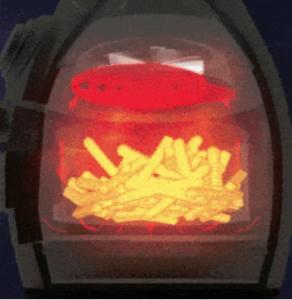 Oil Free Fryer, come si usa, funziona
