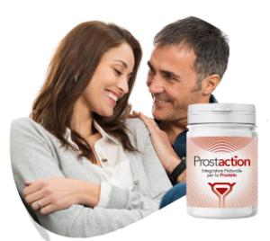 Prostaction, in farmacia, Italia, originale
